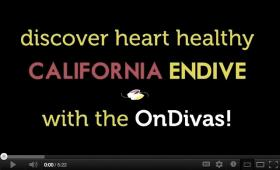 discover heart healthy endive with the OnDivas
