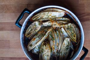 Roasted Belgian Endive